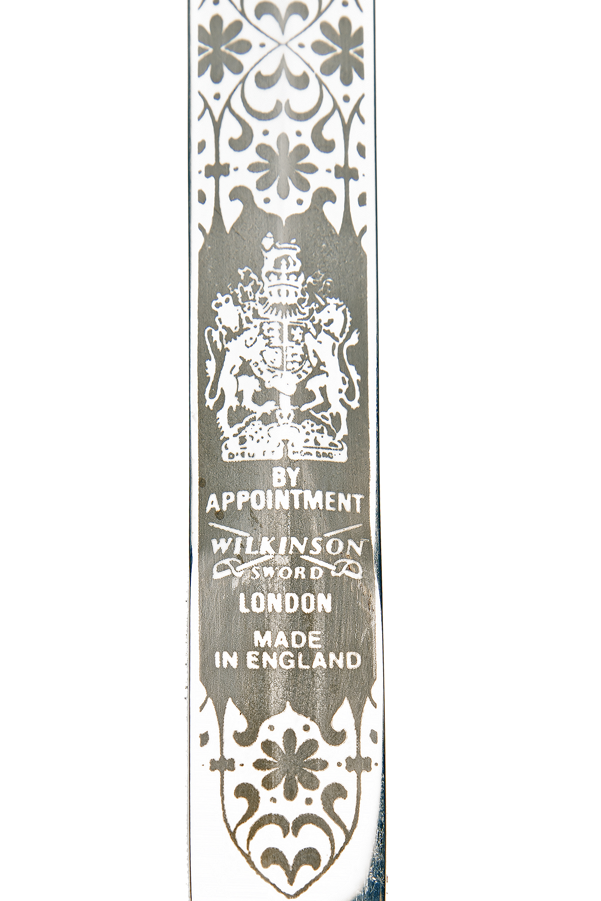 WILKINSON SWORD LTD, LONDON A CASED 200TH ANNIVERSARY PONIARD, no visible serial number, - Image 4 of 4