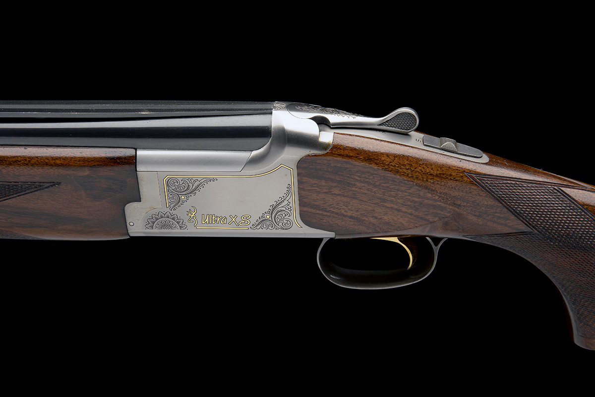BROWNING S.A. A 12-BORE 'ULTRA XS' SINGLE-TRIGGER OVER AND UNDER EJECTOR, serial no. 45867MX, for - Image 7 of 8