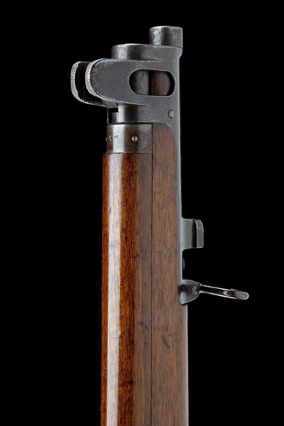 B.S.A. CO. SPARKBROOK A RARE .303 BOLT-ACTION REPEATING SERVICE-RIFLE, MODEL 'SHT L.E. MK 1*', - Image 7 of 11
