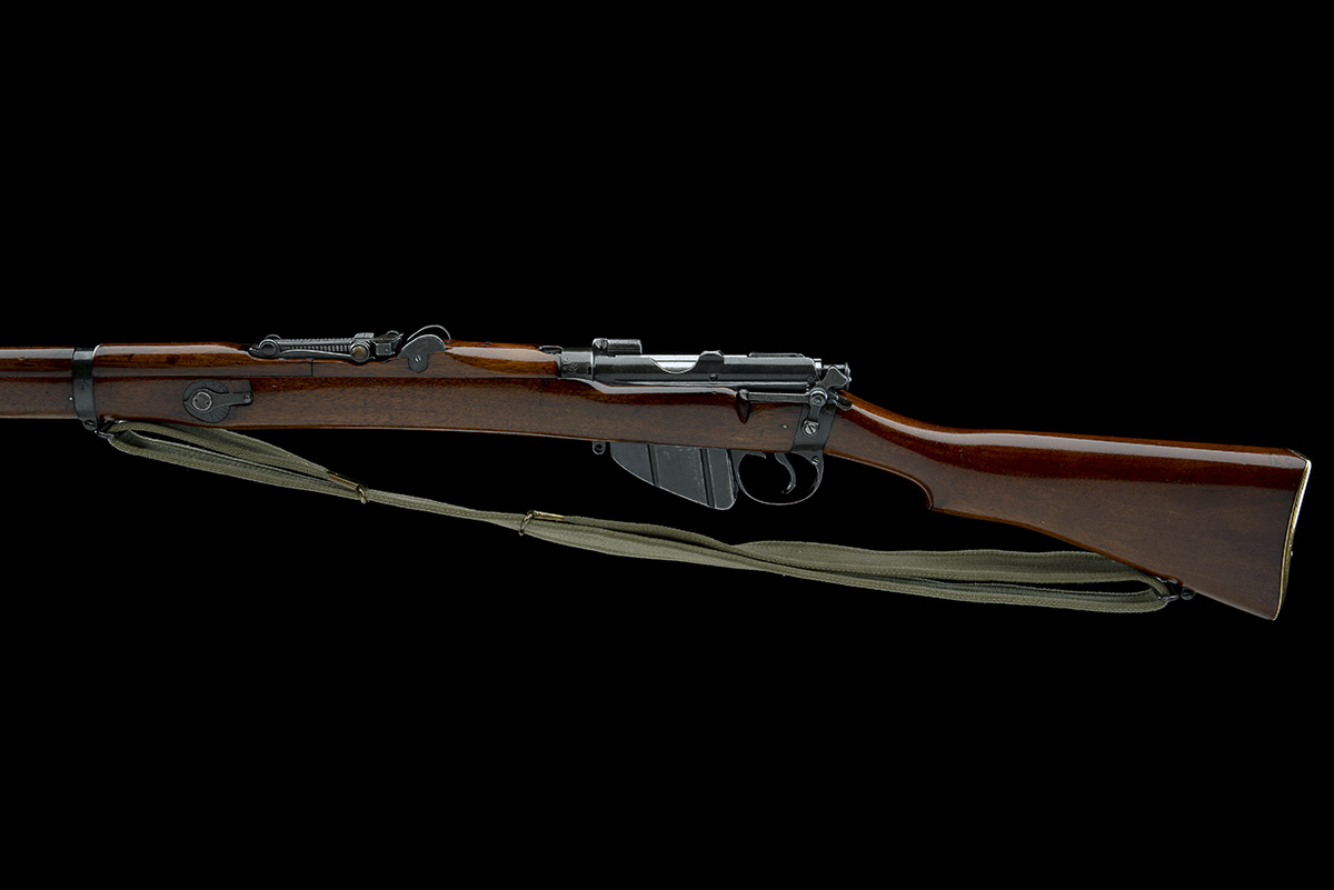 B.S.A. CO. SPARKBROOK A RARE .303 BOLT-ACTION REPEATING SERVICE-RIFLE, MODEL 'SHT L.E. MK 1*', - Image 2 of 11