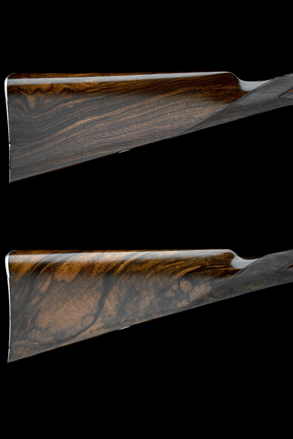 WILLIAM EVANS A PAIR OF 12-BORE SIDELOCK EJECTORS, serial no. 12995 / 6, for 1923, 30in. nitro - Image 5 of 12
