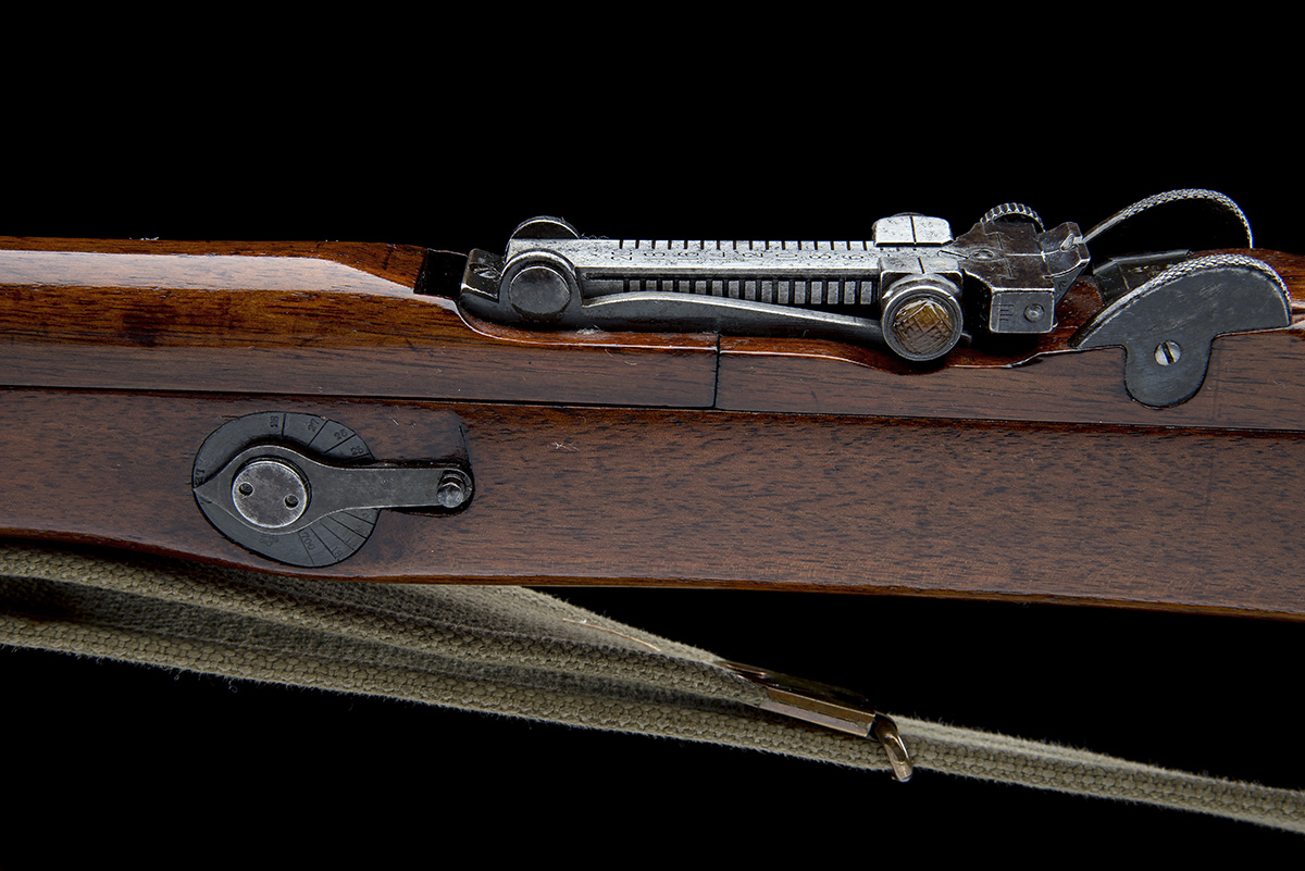 B.S.A. CO. SPARKBROOK A RARE .303 BOLT-ACTION REPEATING SERVICE-RIFLE, MODEL 'SHT L.E. MK 1*', - Image 10 of 11