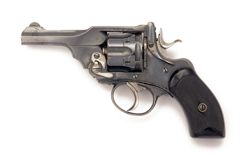 P. WEBLEY & SON, LONDON & BIRMINGHAM A SCARCE .320 (SHORT) SIX-SHOT POCKET-REVOLVER, MODEL 'MKIII