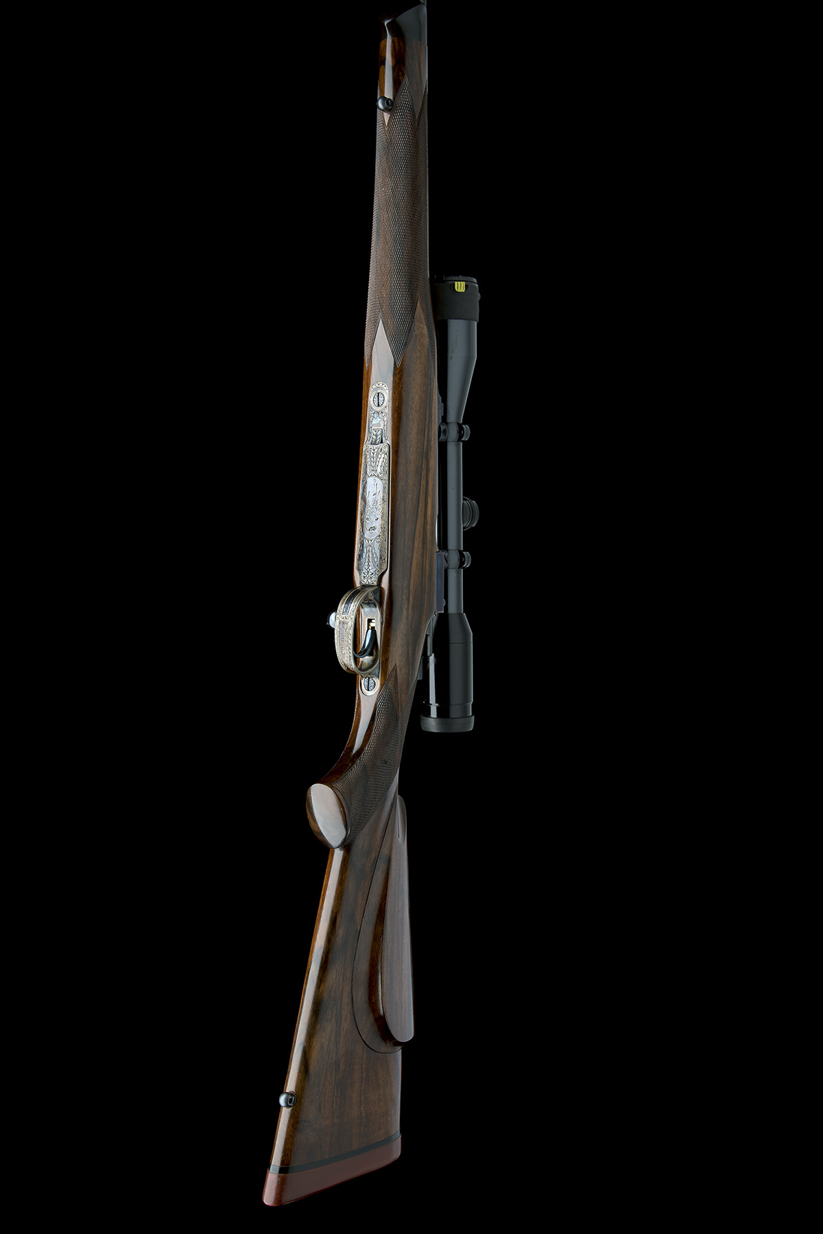 ROY MARTIN A .243 WIN. BOLT-MAGAZINE SPORTING RIFLE, serial no. H0680, circa 1986, 21in. unsighted - Image 9 of 9
