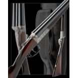 JOHN DICKSON & SON A LIGHTWEIGHT 12-BORE 1887 PATENT 'ROUND ACTION' TRIGGERPLATE-ACTION EJECTOR,