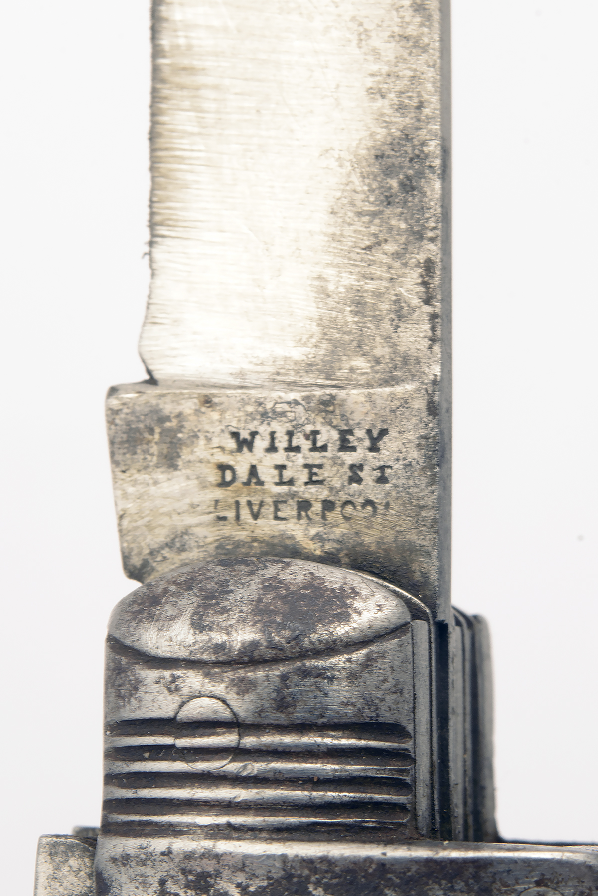 WILLEY, LIVERPOOL A SLIP-CASED VICTORIAN COACHMAN'S POCKET-KNIFE, circa 1880 and with 16 functions - Image 3 of 3