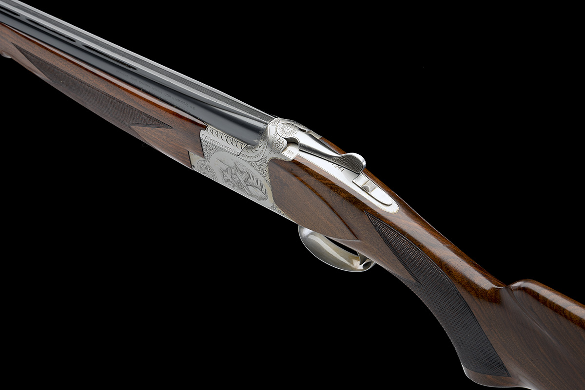 BROWNING ARMS COMPANY A 12-BORE 'B2G' SINGLE-TRIGGER OVER AND UNDER EJECTOR, serial no. - Image 5 of 8