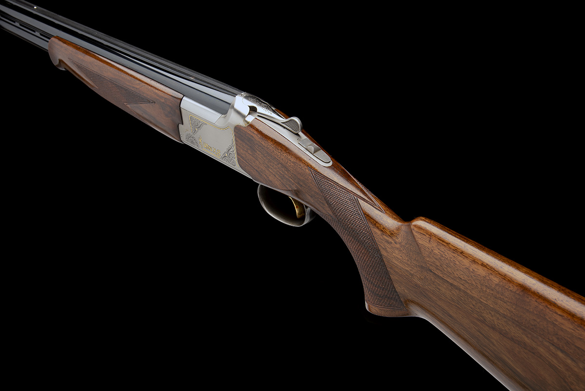 BROWNING S.A. A 12-BORE 'ULTRA XS' SINGLE-TRIGGER OVER AND UNDER EJECTOR, serial no. 45867MX, for - Image 8 of 8