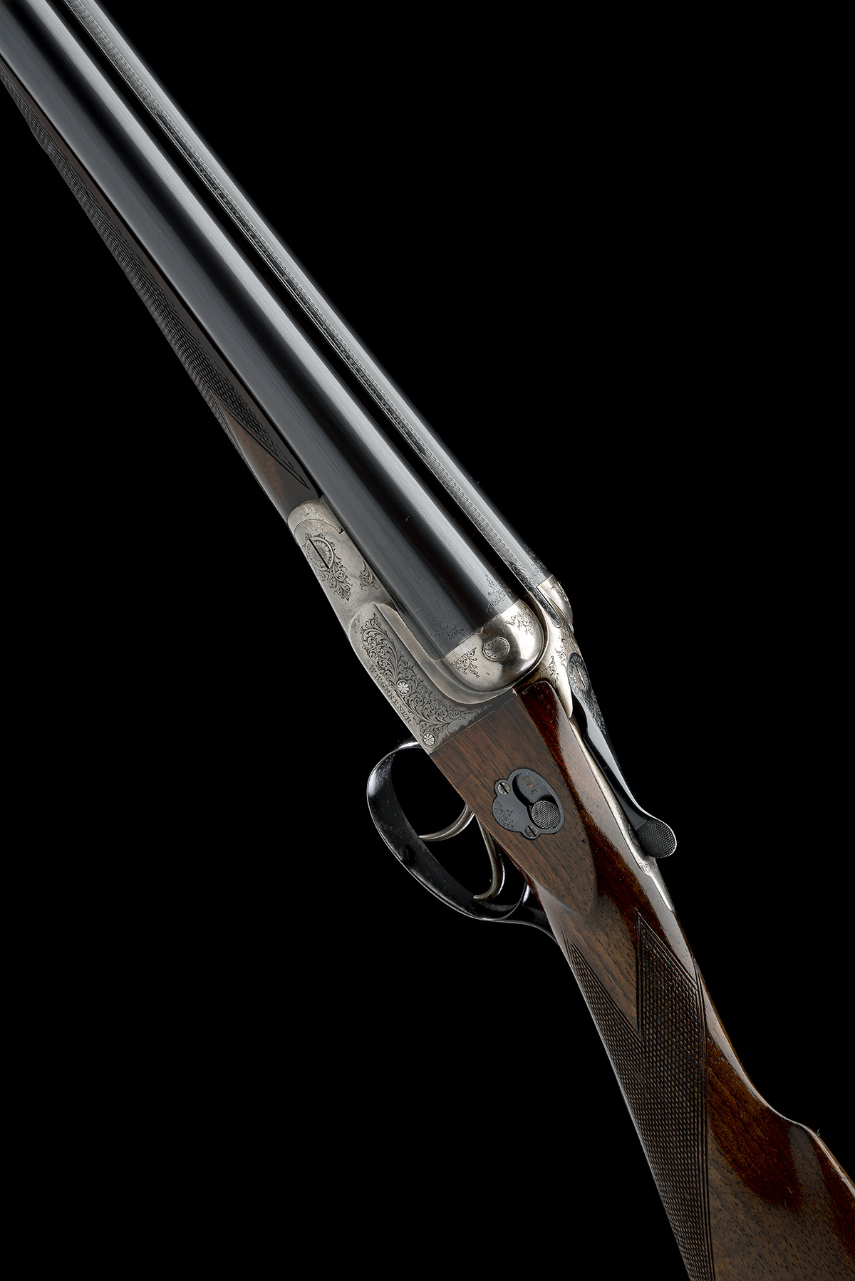 W.W. GREENER A 12-BORE 'FH35' FACILE PRINCEPS FORE-END EJECTOR, serial no. 67448, for 1924, 30in.