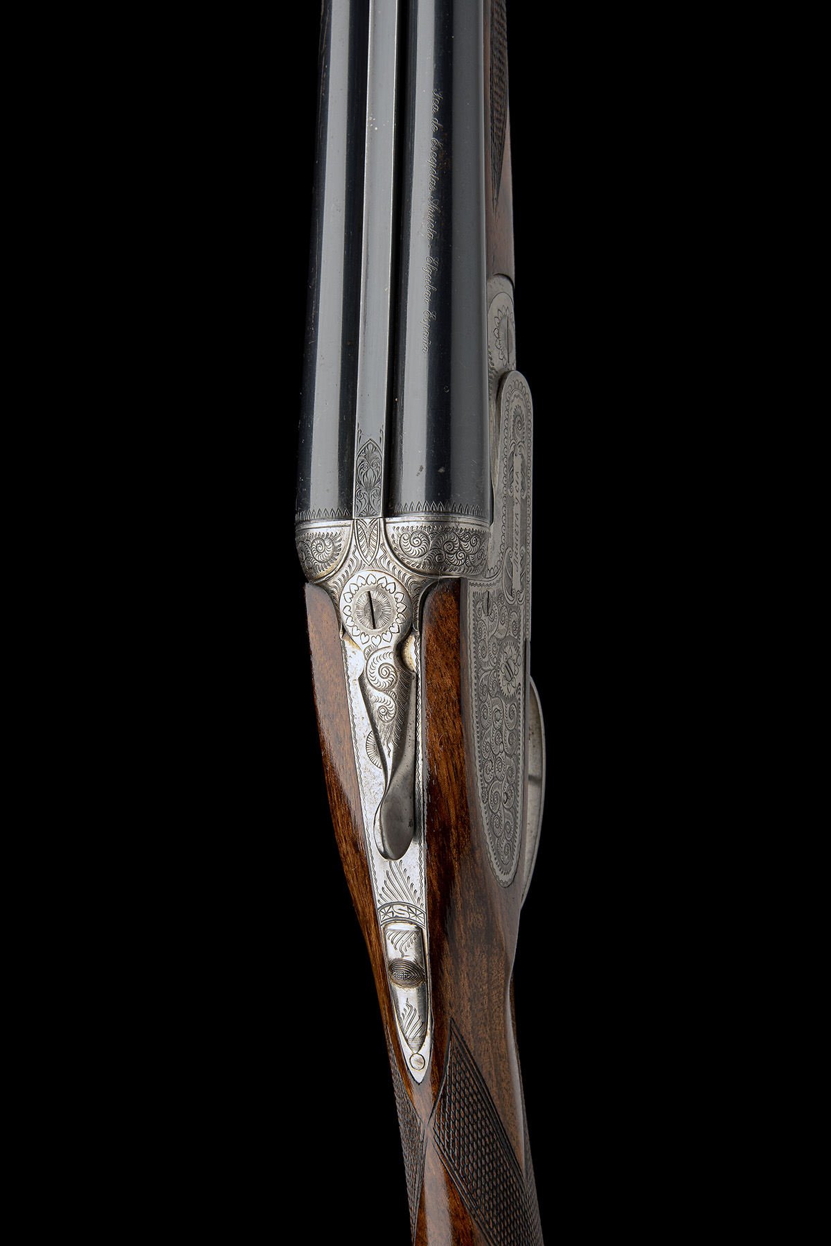 ARRIETA A 28-BORE 'MODEL 557' SIDELOCK EJECTOR, serial no. 16-03, for 2003, full Spanish code 57- - Image 6 of 8
