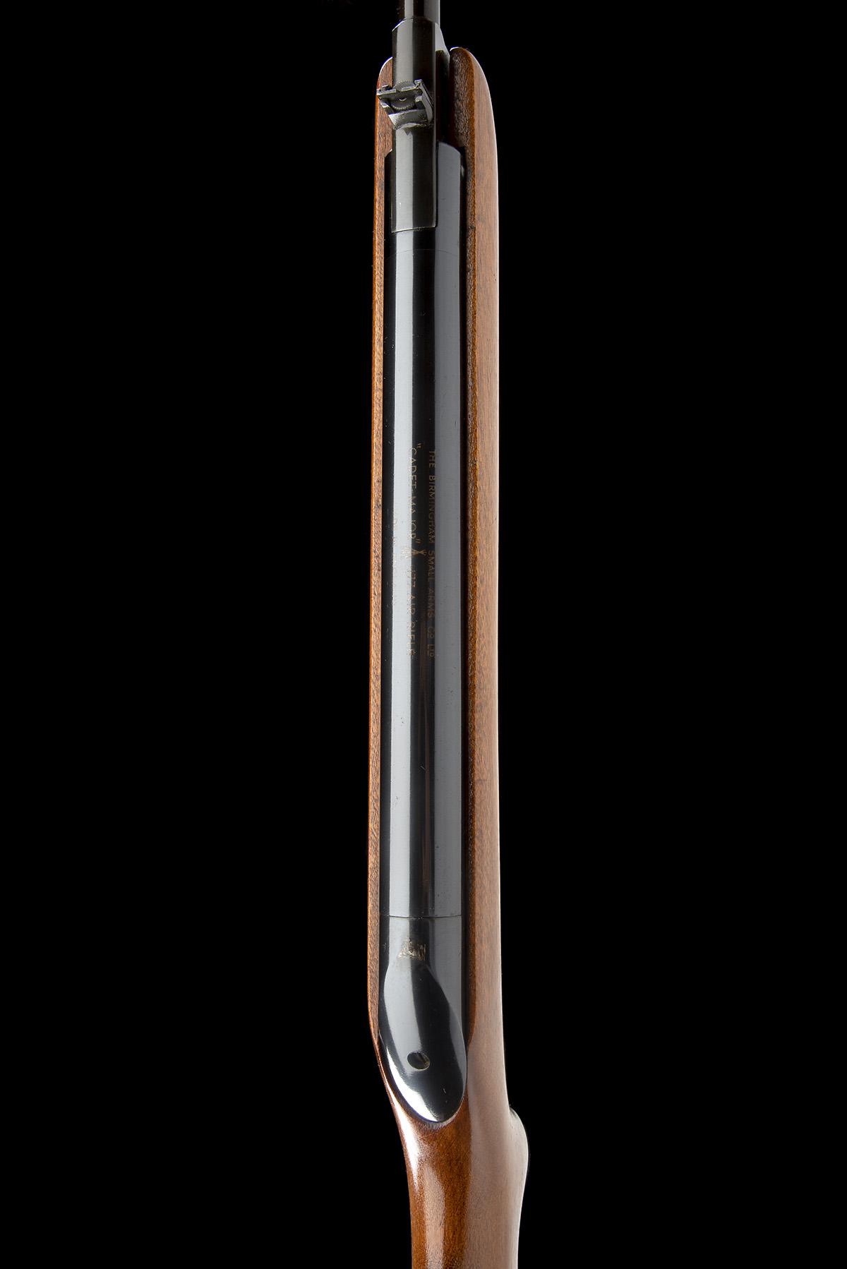BSA, BIRMINGHAM A GOOD .177 BREAK-BARREL AIR-RIFLE, MODEL 'CADET MAJOR', serial no. CA69799, for - Image 4 of 8