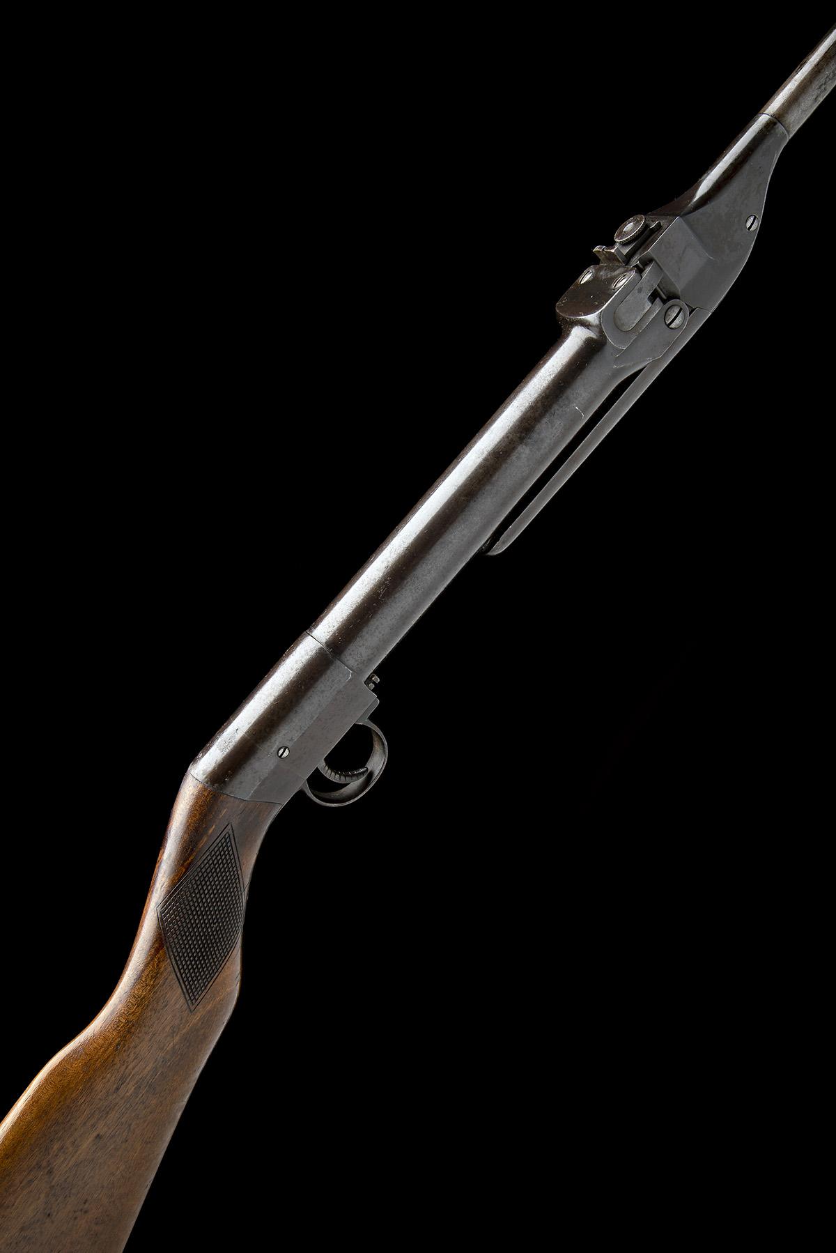 KYNOCH LTD., BIRMINGHAM AN EXTREMELY RARE .177 BREAK-BARREL AIR-RIFLE, MODEL 'KYNOCH SWIFT',