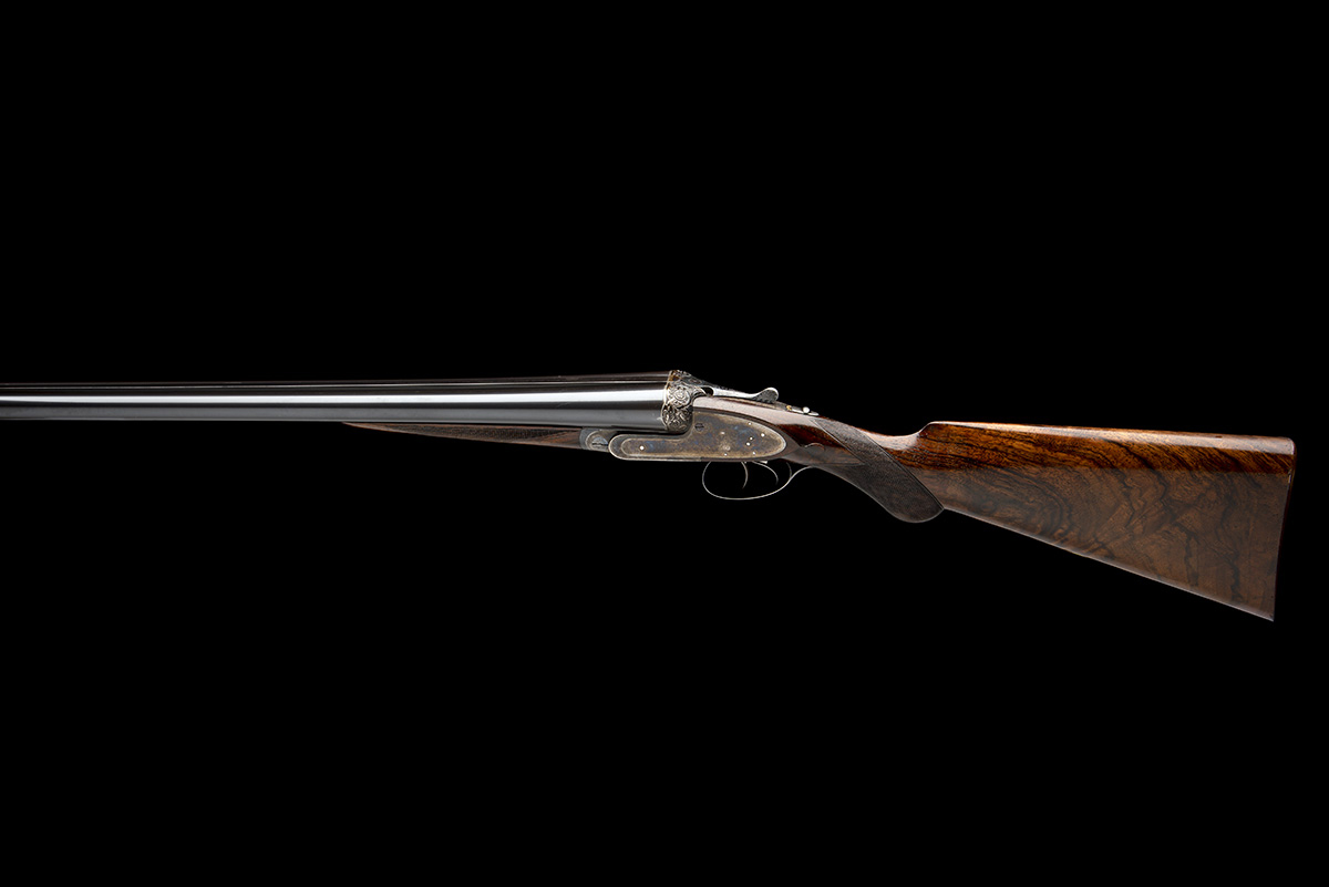 J. PURDEY & SONS A FINE 12-BORE (3IN.) SELF-OPENING SIDELOCK EJECTOR WILDFOWLING GUN, serial no. - Image 2 of 11