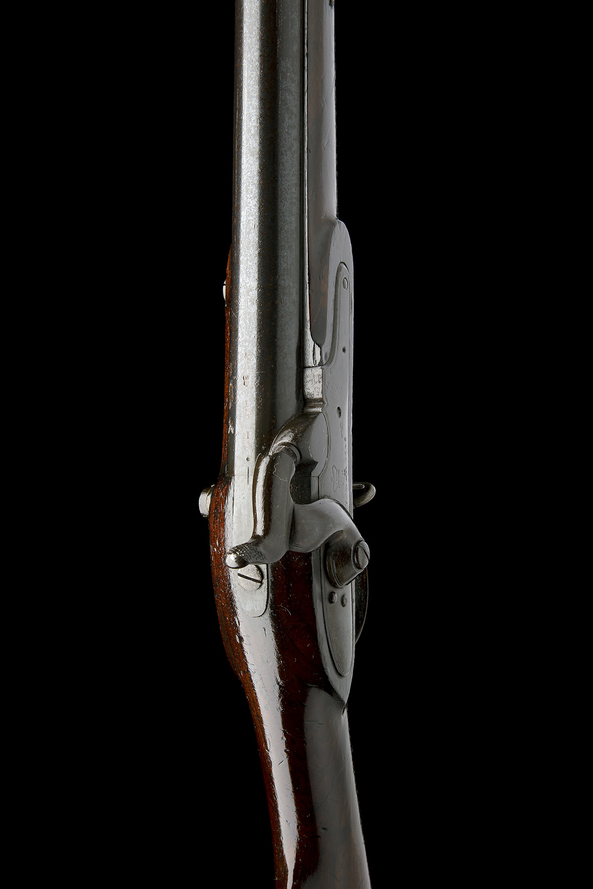 TOWER ARMOURIES, LONDON A .760 PERCUSSION MUSKET, MODEL 'PATTERN 1839', no visible serial number, - Image 6 of 7