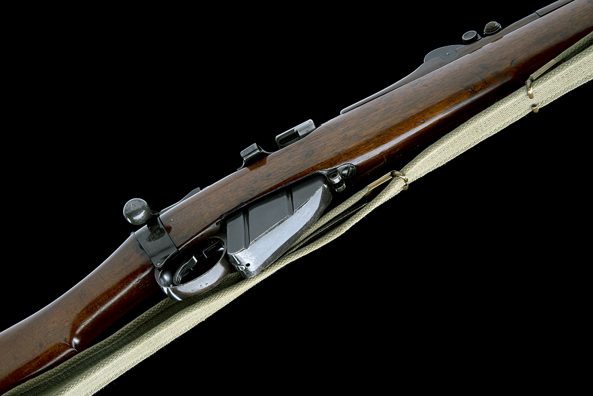 B.S.A. CO. SPARKBROOK A RARE .303 BOLT-ACTION REPEATING SERVICE-RIFLE, MODEL 'SHT L.E. MK 1*', - Image 3 of 11