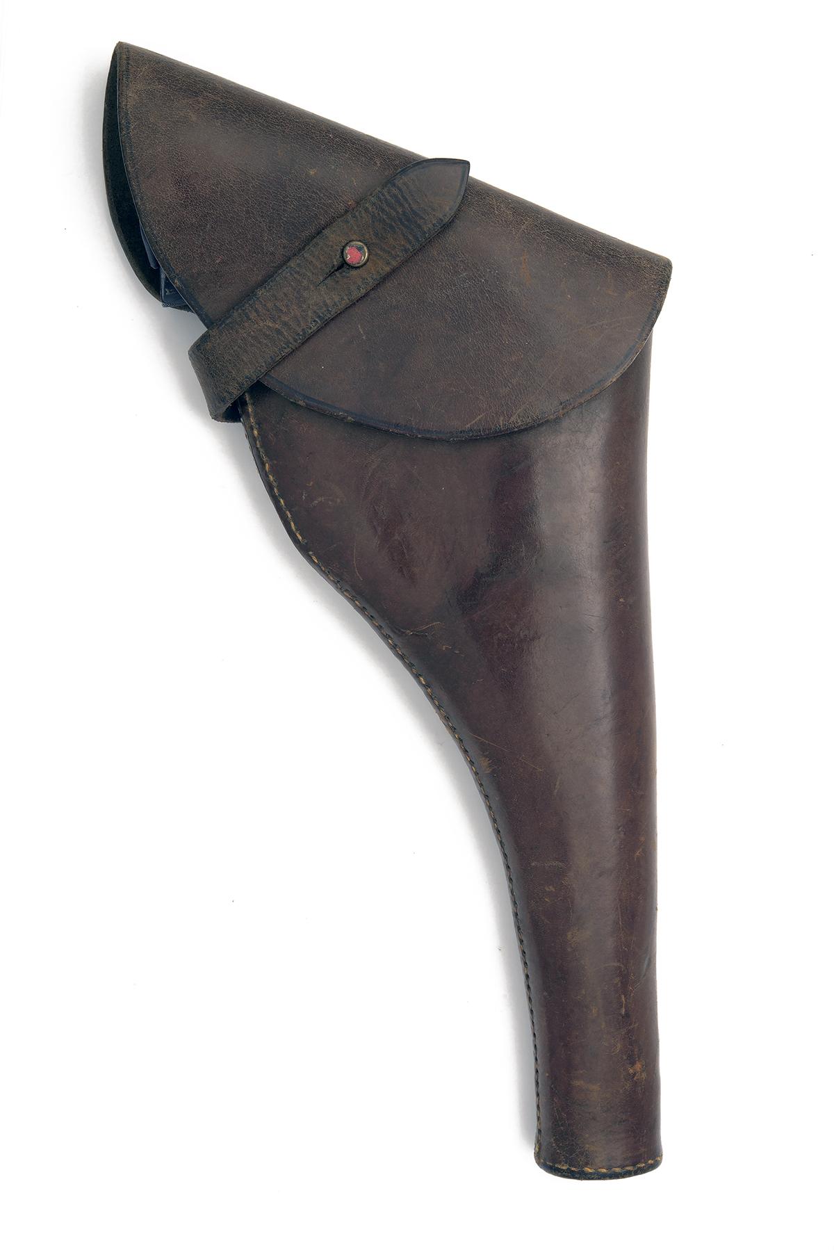 WILKINSON-WEBLEY, LONDON A .455 SEMI-AUTOMATIC SIX-SHOT REVOLVER, MODEL '1911 WILKINSON-WEBLEY - Image 3 of 4