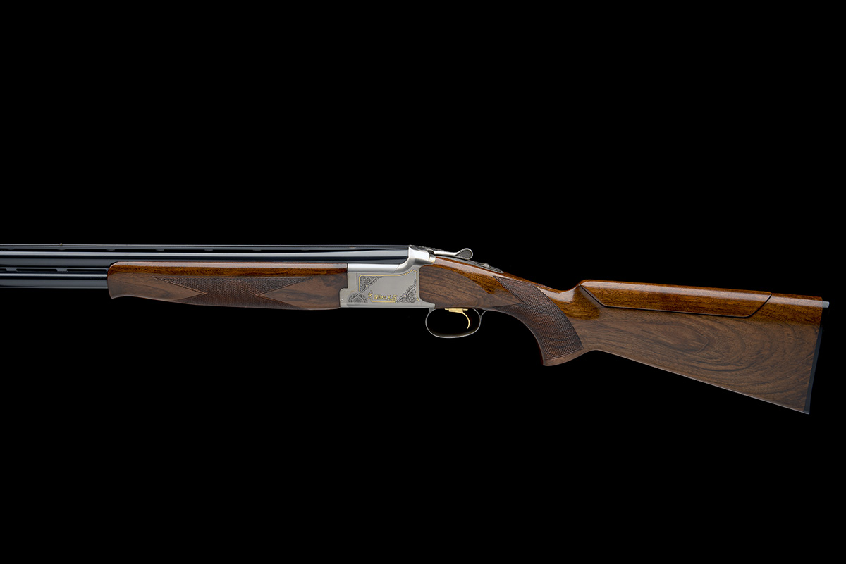 BROWNING S.A. A 12-BORE 'ULTRA XS' SINGLE-TRIGGER OVER AND UNDER EJECTOR, serial no. 45867MX, for - Image 2 of 8