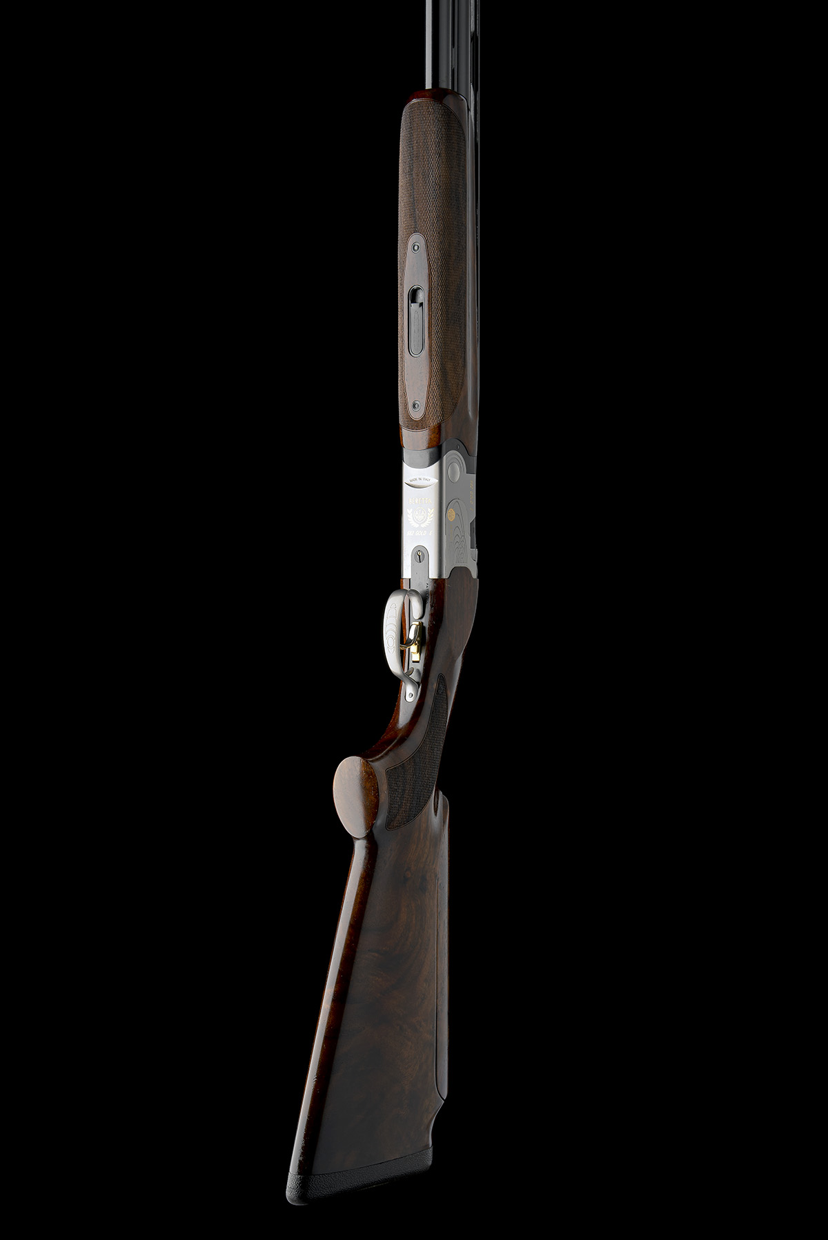 P. BERETTA A 12-BORE (3IN.) '682 GOLD E TRAP' SINGLE-TRIGGER OVER AND UNDER EJECTOR, serial no. - Image 8 of 8
