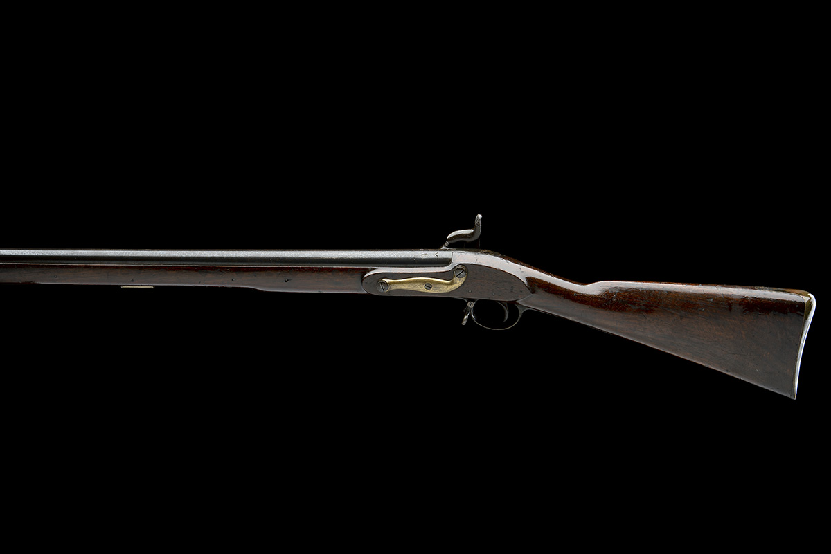 TOWER ARMOURIES, LONDON A .760 PERCUSSION MUSKET, MODEL 'PATTERN 1839', no visible serial number, - Image 2 of 7