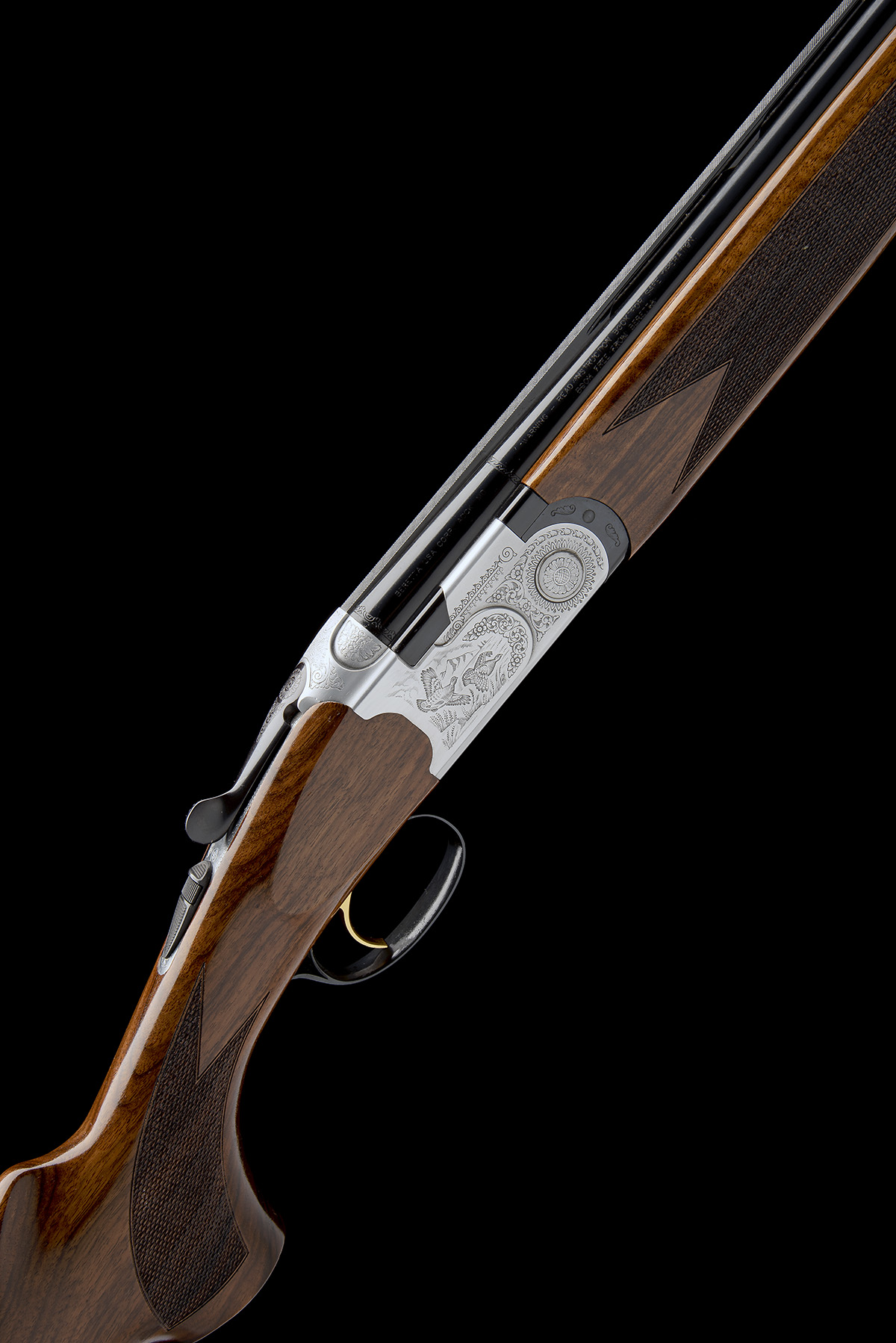 P. BERETTA A 20-BORE (3IN.) 'S687 SILVER PIGEON' SINGLE-TRIGGER OVER AND UNDER EJECTOR, serial no.