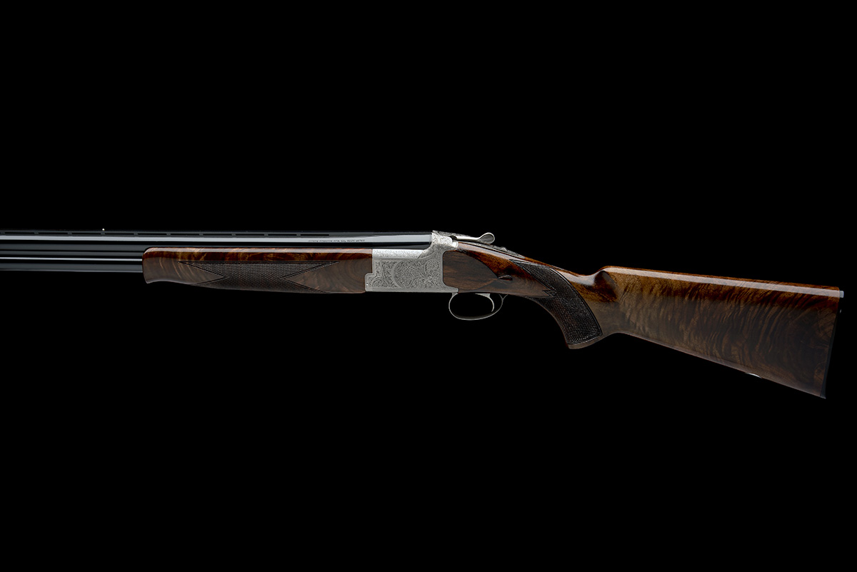 MIROKU FIREARMS MFG. CO. A NEW AND UNUSED 12-BORE 'MK 60 SPORT GRADE 5' SINGLE-TRIGGER OVER AND - Image 2 of 8