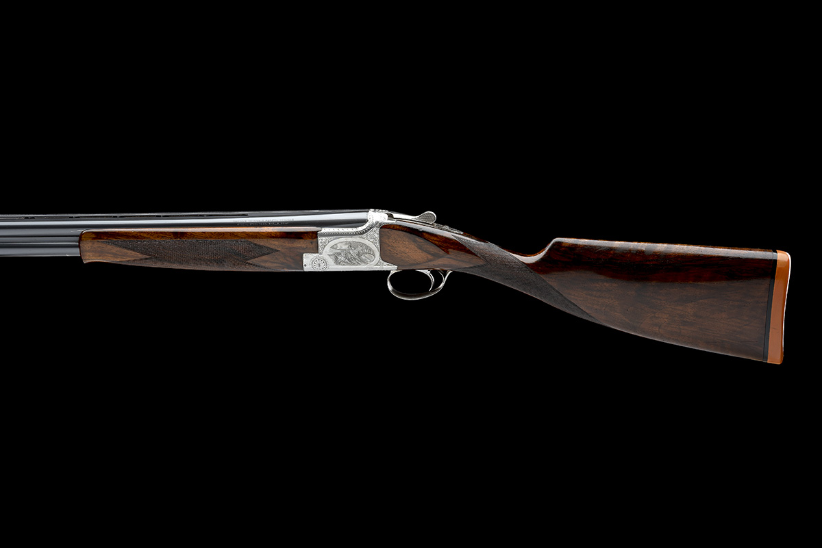 FABRIQUE NATIONALE A 12-BORE 'B2G' SINGLE-TRIGGER OVER AND UNDER EJECTOR, serial no. 34112 S74, 27 - Image 2 of 8