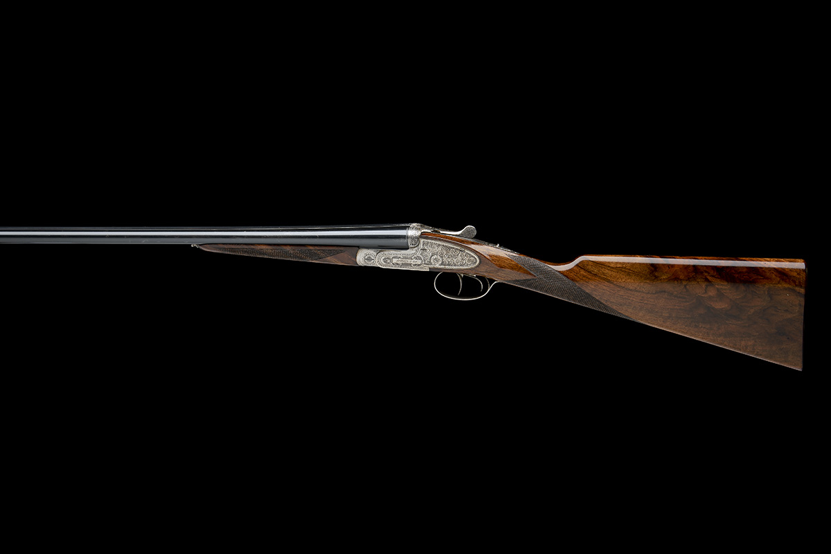 ARRIETA A 28-BORE 'MODEL 557' SIDELOCK EJECTOR, serial no. 16-03, for 2003, full Spanish code 57- - Image 2 of 8