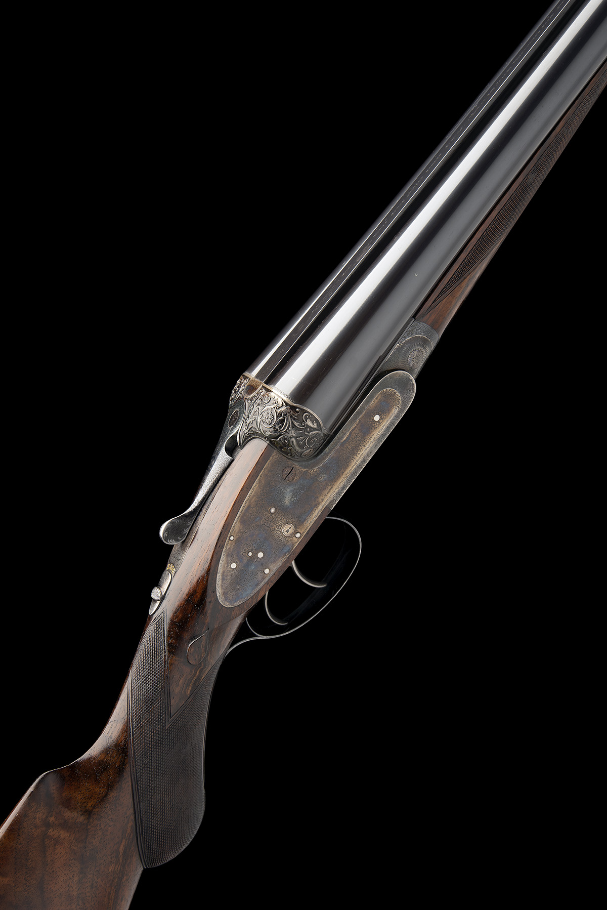 J. PURDEY & SONS A FINE 12-BORE (3IN.) SELF-OPENING SIDELOCK EJECTOR WILDFOWLING GUN, serial no.