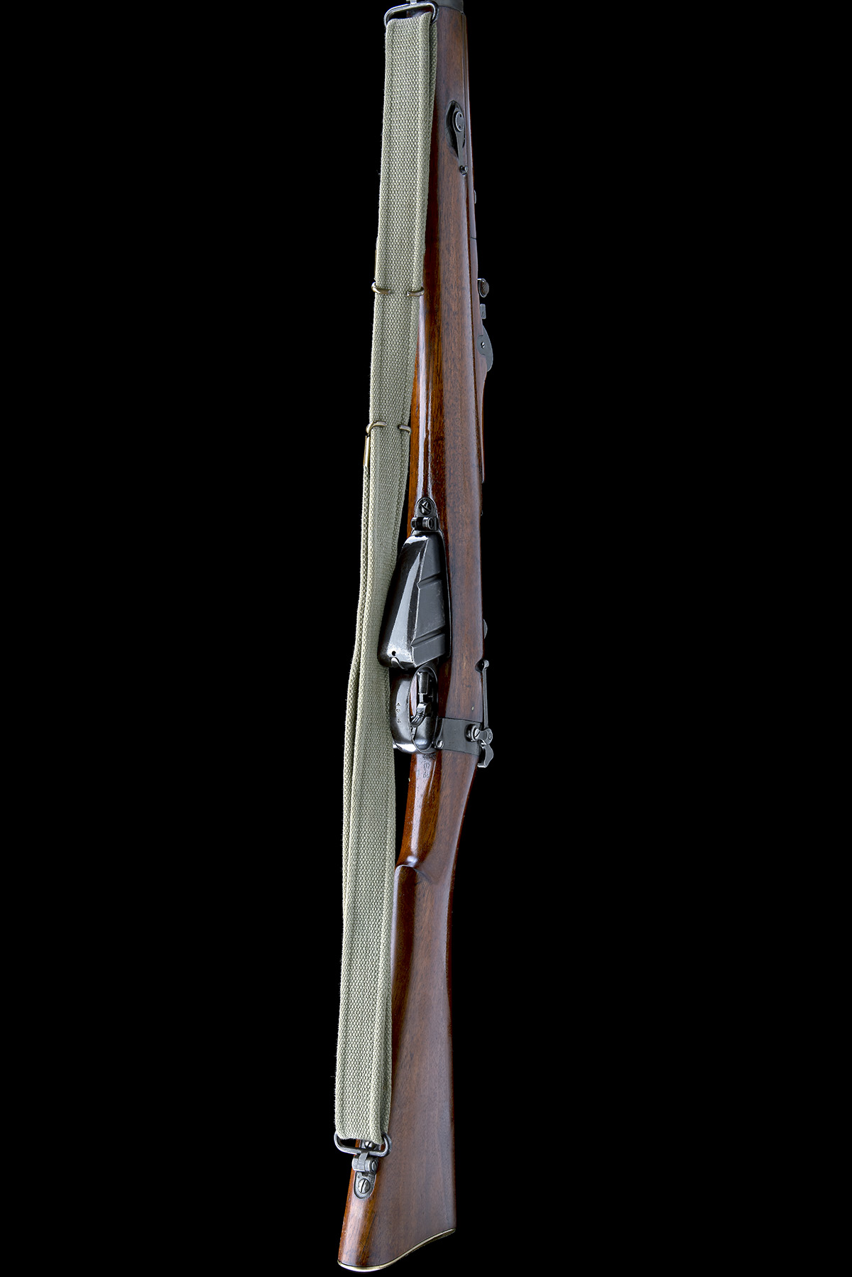 B.S.A. CO. SPARKBROOK A RARE .303 BOLT-ACTION REPEATING SERVICE-RIFLE, MODEL 'SHT L.E. MK 1*', - Image 6 of 11
