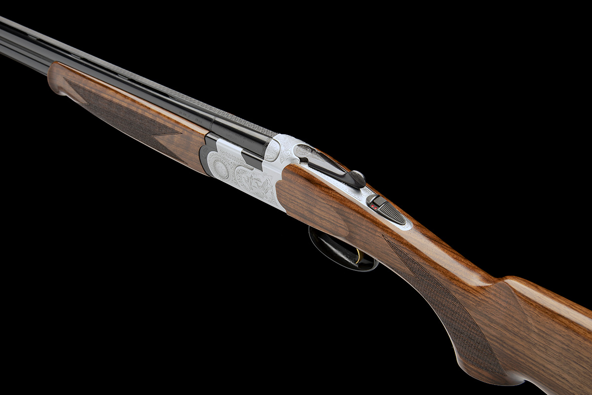 P. BERETTA A 20-BORE (3IN.) 'S687 SILVER PIGEON' SINGLE-TRIGGER OVER AND UNDER EJECTOR, serial no. - Image 5 of 8