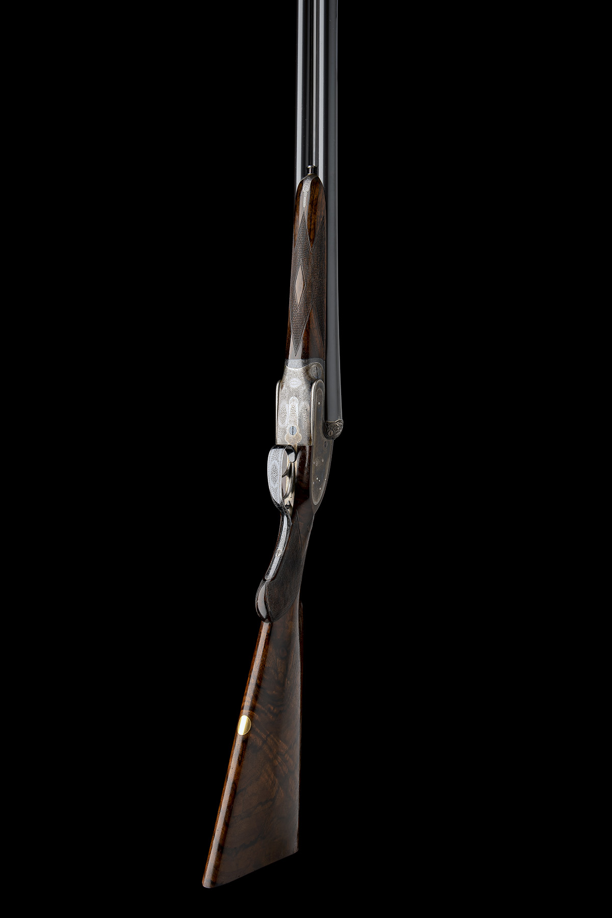 J. PURDEY & SONS A FINE 12-BORE (3IN.) SELF-OPENING SIDELOCK EJECTOR WILDFOWLING GUN, serial no. - Image 8 of 11