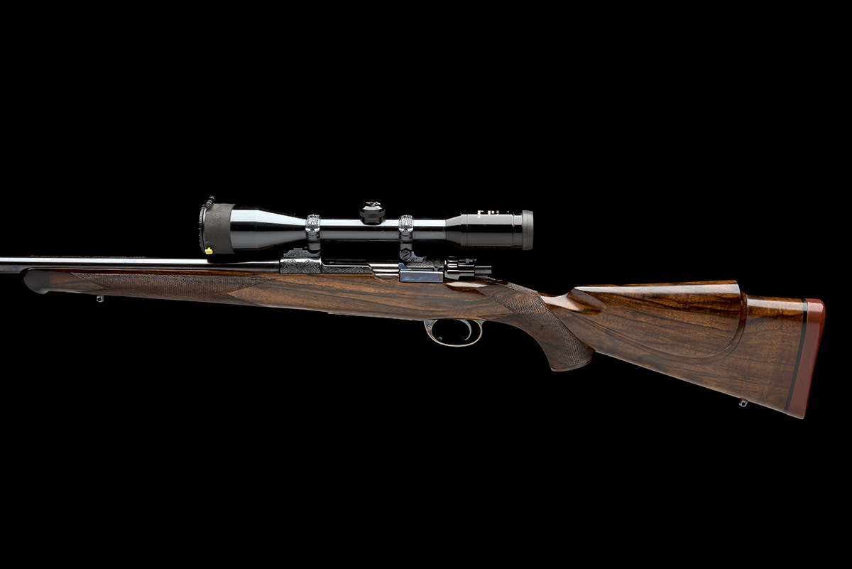 ROY MARTIN A .243 WIN. BOLT-MAGAZINE SPORTING RIFLE, serial no. H0680, circa 1986, 21in. unsighted - Image 2 of 9