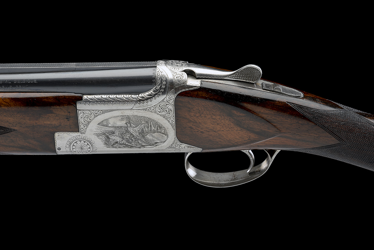 FABRIQUE NATIONALE A 12-BORE 'B2G' SINGLE-TRIGGER OVER AND UNDER EJECTOR, serial no. 34112 S74, 27 - Image 7 of 8