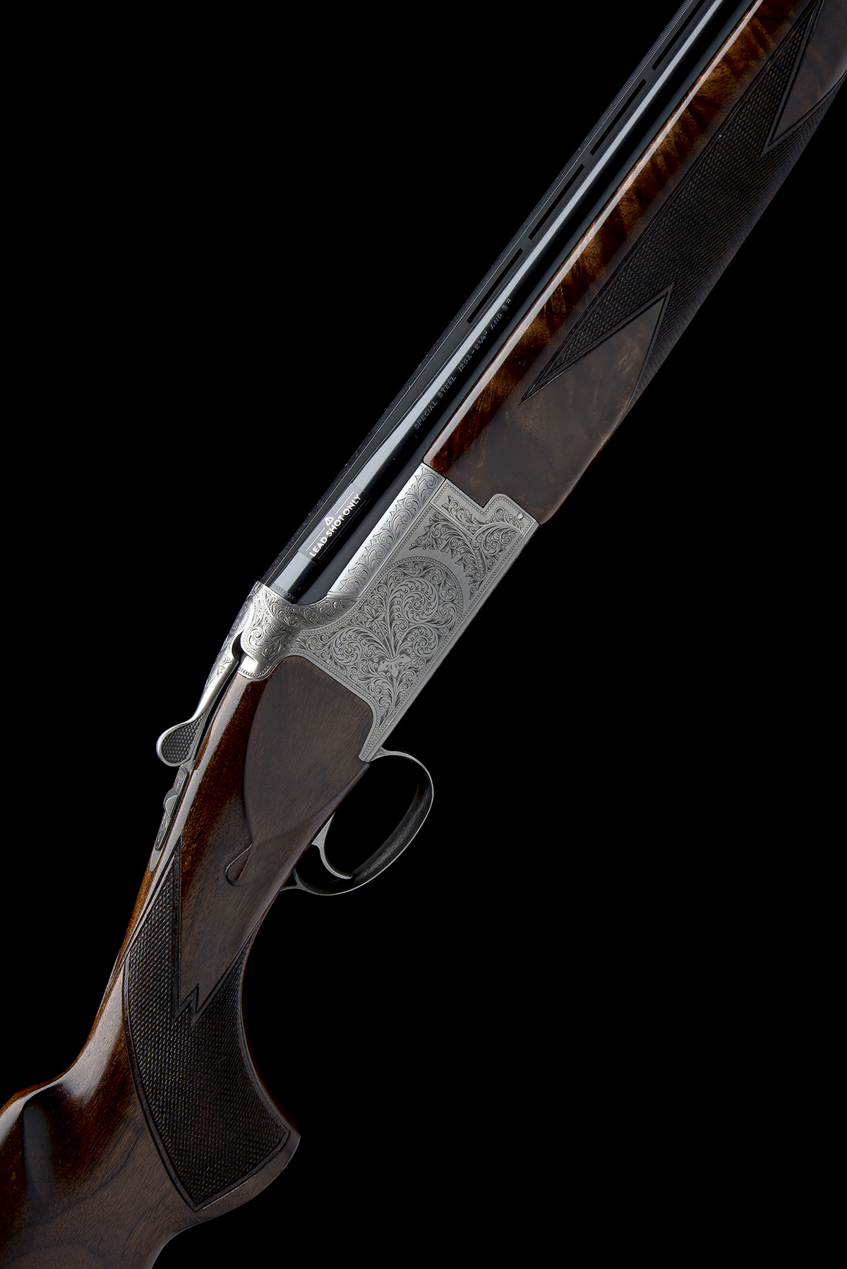 MIROKU FIREARMS MFG. CO. A NEW AND UNUSED 12-BORE 'MK 60 SPORT GRADE 5' SINGLE-TRIGGER OVER AND