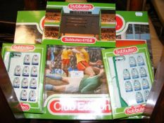 Subbuteo Club Edition (boxed) together with access