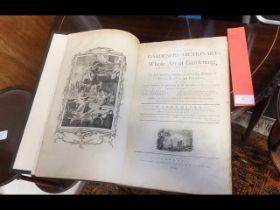 John Dicks - 'The New Gardeners Dictionary or Whol