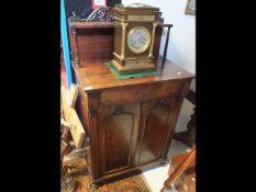 A regency rosewood chiffonier - 71cms wide