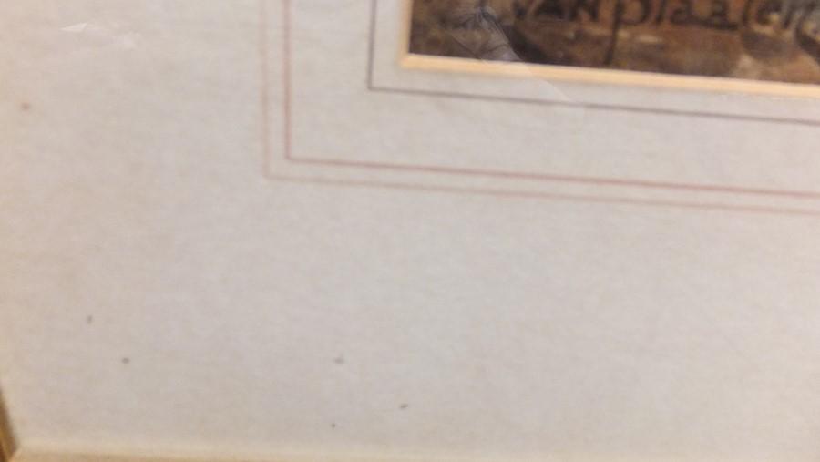 VAN STAATEN - large pair of watercolours of coasta - Image 2 of 9
