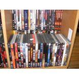 A generous assortment of DVD's (50+)