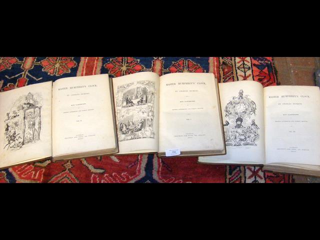 Charles Dickens - 'Master Humphrey's Clock' in thr