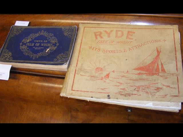 Views of The Isle of Wight, together with Ryde, Is
