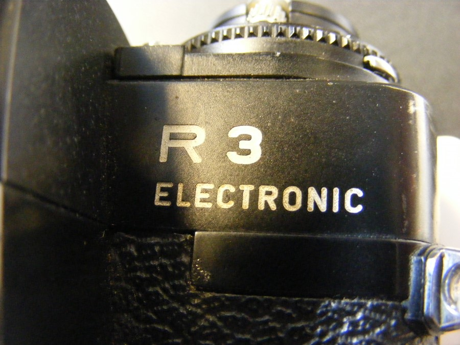 A Leica R3 electronic SLR camera - Image 8 of 13