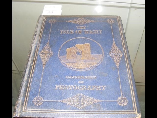 The Isle of Wight by Redding Ware 1871