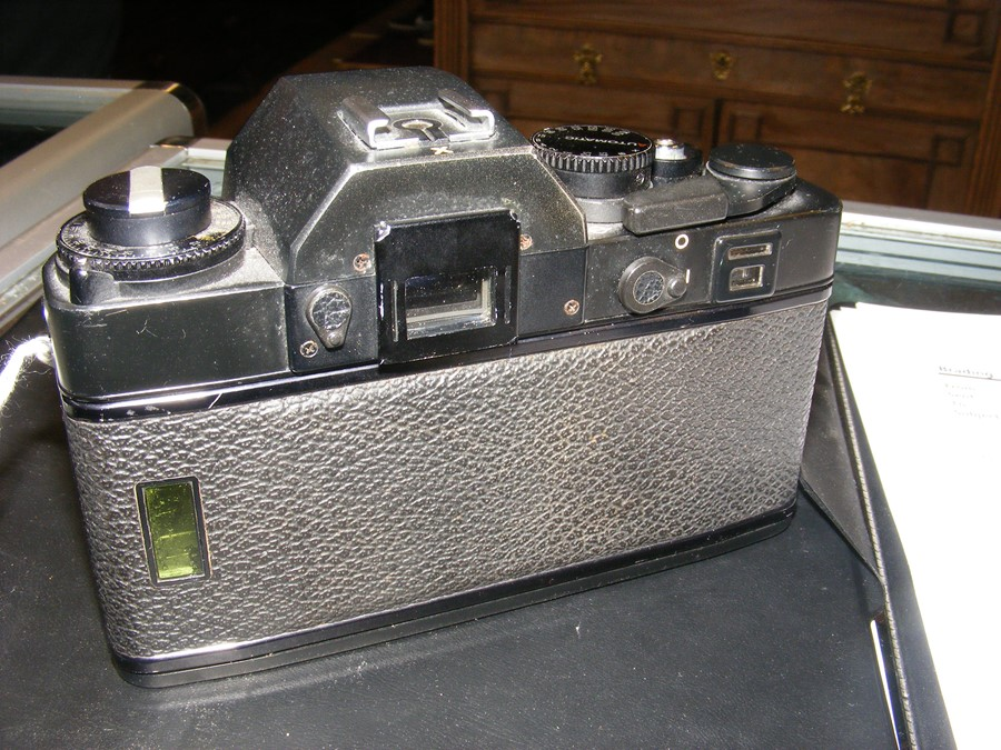 A Leica R3 electronic SLR camera - Image 5 of 13