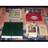 Various pamphlets and books relating to The Isle o
