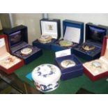 Various collectable Royal Worcester and other pill