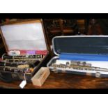 A Boosey and Hawkes Regent Flute in case, together