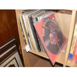 Selection of LP's, including Chuck Berry and other