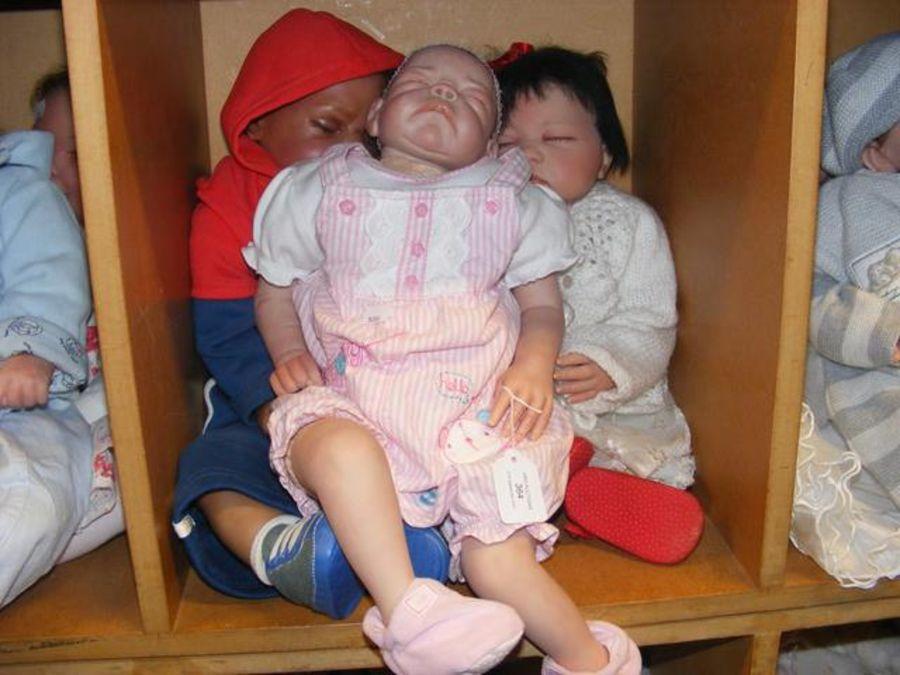 Three Heirloom quality Reborn Baby Dolls - Image 2 of 2