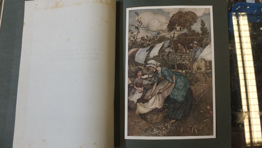 Rip Van Winkle 1905 edition with illustrations by - Image 7 of 8